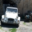 2CV in wei  (Roussillon)
