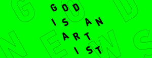 godnews - god is an artist